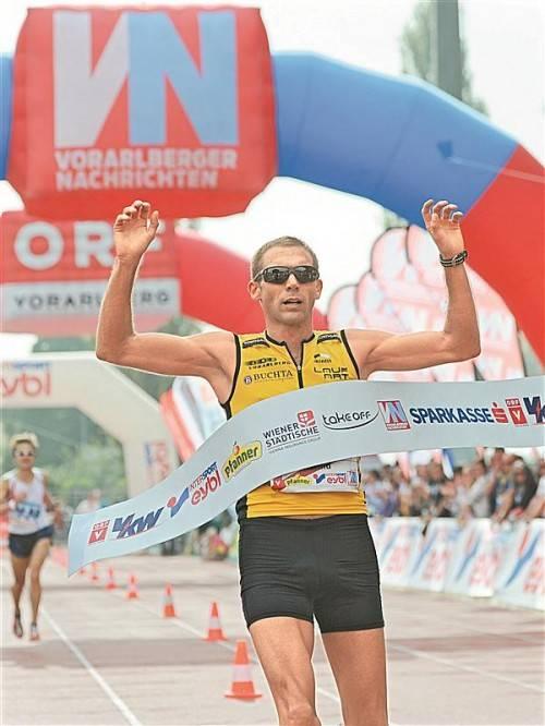Favorit auf den Landesmeistertitel ist Harald Steger. Foto: VN/Lerch