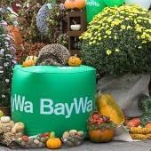 BayWa Lauterach feiert großes Herbstfest