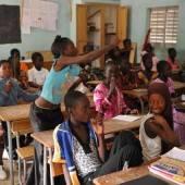 Mehr Räume für Senegal-Schüler