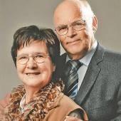 Erna und Konrad Bereuter feiern ihre Goldene