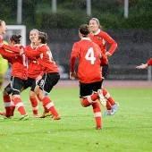 Kantersieg für U-17-Team