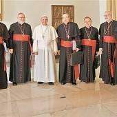 Franziskus wirbt für Kirchenreform