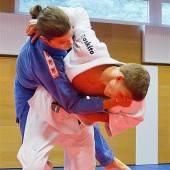 Gold und Silber für Judokas