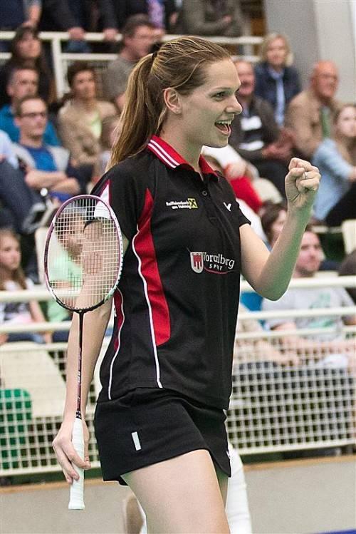 2015 durfte sich Baldauf über ihren ersten und bislang einzigen Einzel-Staatsmeistertitel freuen.