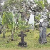 Das Grab des weißen Mannes
