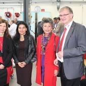 Neues Prüfzentrum in Bregenz präsentiert