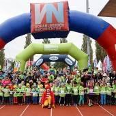 Laufbegeisterung bei 2500 Kindern