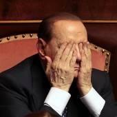 Berlusconi bleibt vorerst auf freiem Fuß