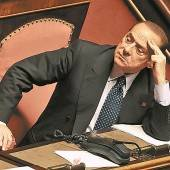 Berlusconi muss zittern