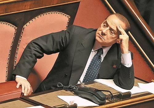 Silvio Berlusconi will sein Mandat nicht freiwillig aufgeben. Foto: Reuters