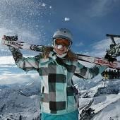 Beinahe schon eine Vorarlberg-Skikarte