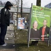 Wahlkampf mit Plakat-Boykott