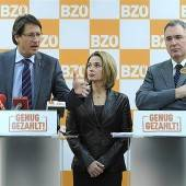 BZÖ: Neuer Chef, Urgesteine raus