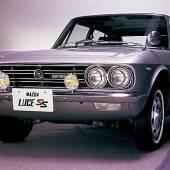 50 Jahre Mazda-Mittelklasse