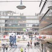 Beliebte Kaufhäuser und Einkaufsstraßen
