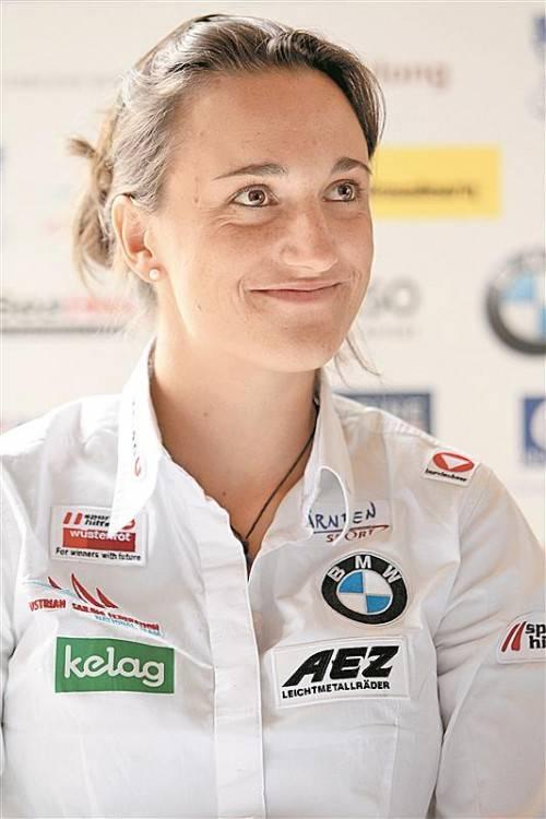 WM-Silber als Empfehlung: Seglerin Lara Vadlau. Foto: gepa