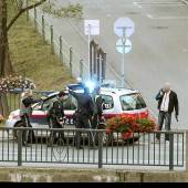 Bewaffneter Räuber in Haft
