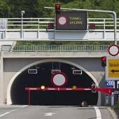 Achraintunnel: Sperren in den nächsten Tagen