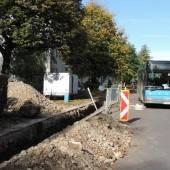 Leitungsnetz in Bregenz wird saniert