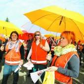 Gewerkschaft droht mit Streik