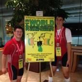Neue Rekorde für Ländle-Duo bei der WM