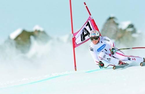 Bernhard Graf überzeugte in der Riesentorlauf-Qualifikation. Der Dornbirner ist einer von neun ÖSV-Startern beim Weltcup-Auftakt in Sölden. Fotos: gepa