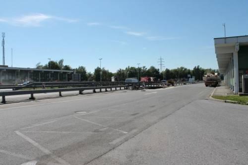 Demnächst nimmt die ASFINAG beim ehemaligen Autobahnzollamt Umbauten in Angriff.