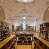 Landesbibliothek viel zu klein