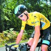 Froome ist der Radsportler des Jahres