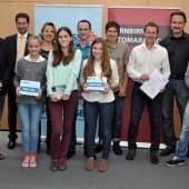 Preisverleihung beim Dornbirner Fotomarathon