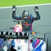 Vettel scheut keinen Vergleich