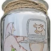 Einkochzeit Bäuerinnen sehen sie kreativ /D6