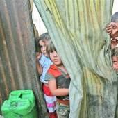 Bittere Armut in Gaza