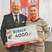 4000 Euro für Ma hilft