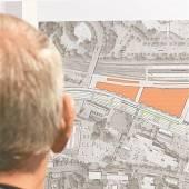 Seestadt-Pläne Rauer Wind in der Innenstadt /D1