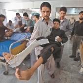Anschlag auf Impfzentrum in Pakistan