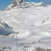 Skischaukel Auenfeldjet in Lech fast fertig /A10