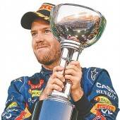 Fünfter Streich Siegesserie von Vettel hält an /c1