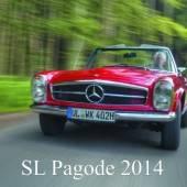 Pagode feiert 50er mit Kalender