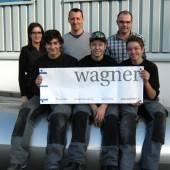 Neue Lehrlinge bei Wagner