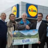 Lidl-Filiale Feldkirch wurde modernisiert