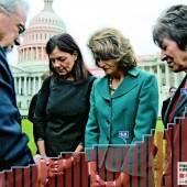 US-Budgetstreit: Einigung nach morgendlichem Gebet