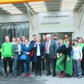 Internationales Interesse an den Jugendwerkstätten