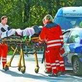 Senior bei Auffahrunfall verletzt
