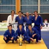 Premierentitel geht an Ländle-Judokas