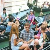 Diskussion um Touristen