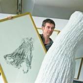 Bildhauer Albrecht Zauner zeigt Zeichnungen und Skulpturen in Dornbirn