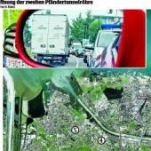 Zweite Röhre saugt Verkehr ab