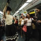 Sao Paulo: U-Bahn statt Laufsteg