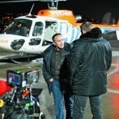 Wucher Helicopter bei Alarm für Cobra 11
